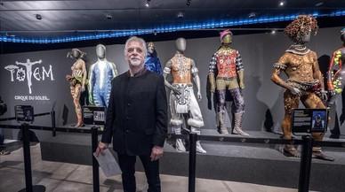 'Totem', del Cirque du Soleil, desembarca en el Museu del Disseny