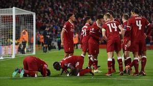 Anfield s'empassa el City (3-0)
