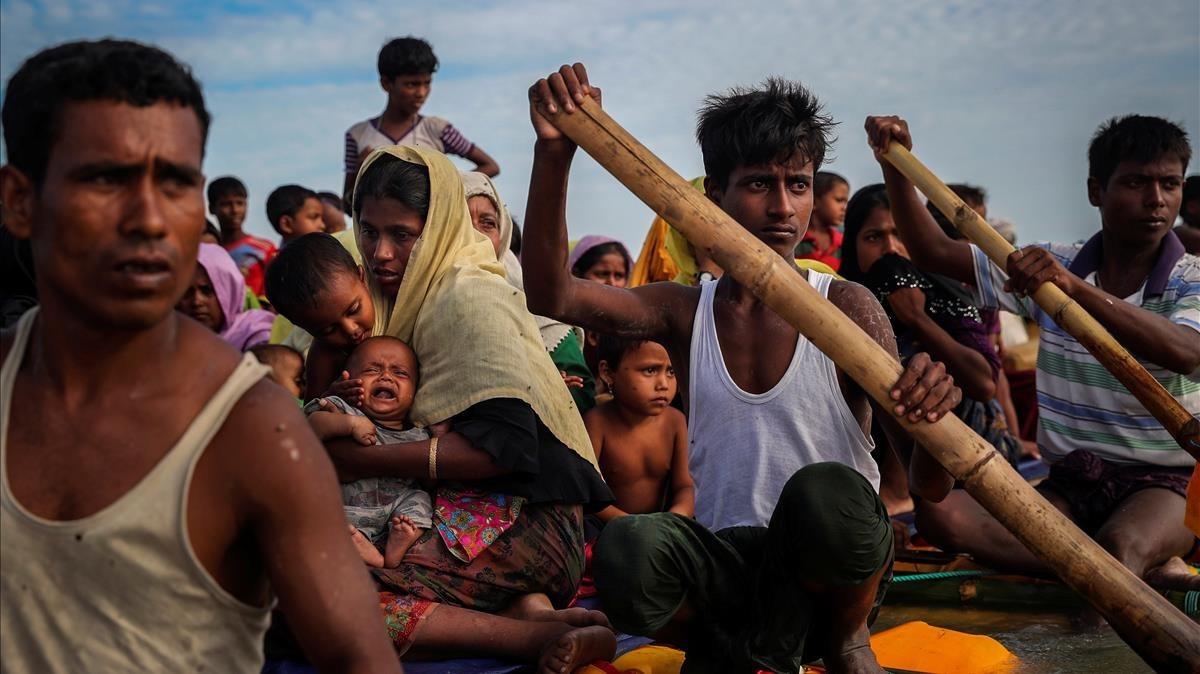 Rohingyes: la població més perseguida del món