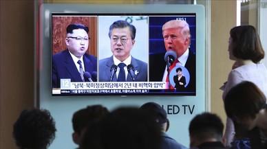 La pau s'obre pas a Corea