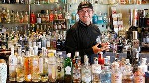 """Pau Baliarda: """"Somio a servir totes les ginebres del món"""""""