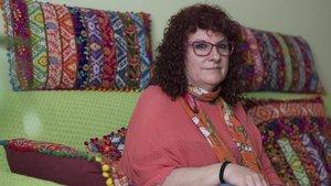 Alicia Campos: «Tot el que et doni la vida, transforma-ho en bé comú»