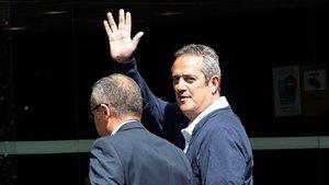 Joaquim Forn anuncia que deixa la vida política institucional