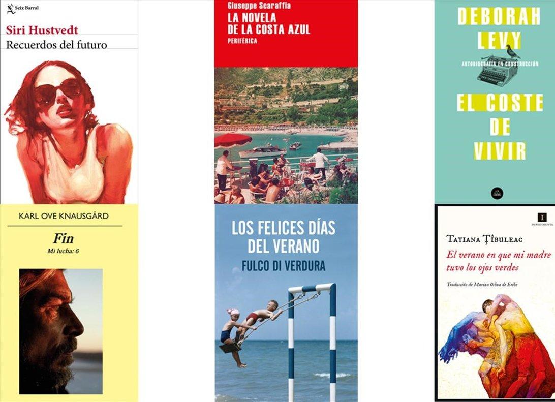 10 libros de literatura traducida para este verano