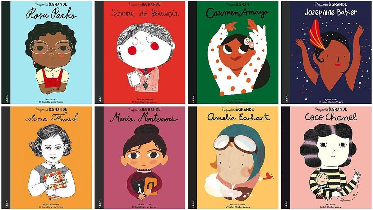 Superheroïnes de veritat per a nenes i nens