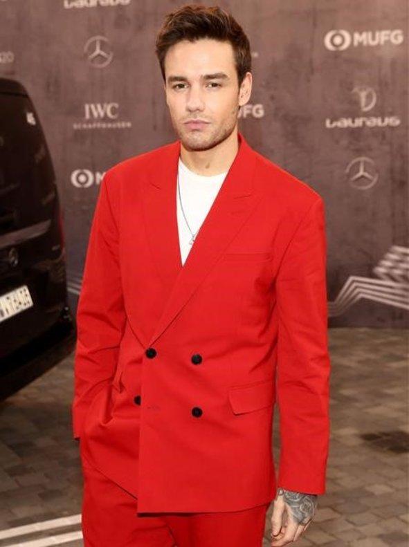 El cantante Liam Payne, que anima la gala.