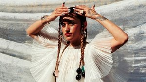 Lorely Rodriguez, alias Empress Of.