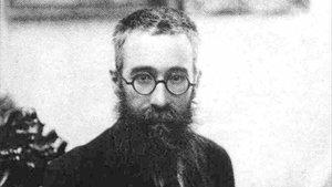 El escritor Ramón del Valle-Inclán.