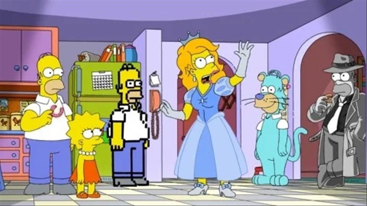 'La casita en el árbol 31', de 'Los Simpsons'.