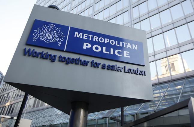 Sede de Scotland Yard en Londres.