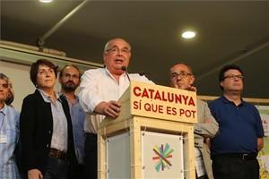 Lluís Rabell valora els resultats electorals de Catalunya Sí que es Pot