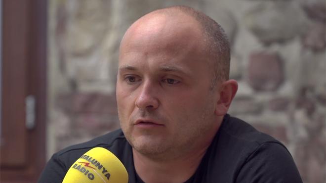 Fragment de lentrevista a Aitor Elizaran, excap polític dETA, a Catalunya Ràdio.