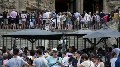 Guerra de xifres per la caiguda del turisme a Catalunya després de l'1-O