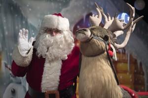 Mercado navideño en Burdeos