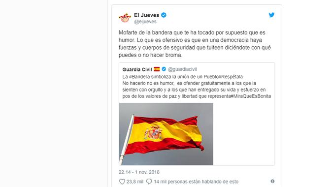 Dani Mateo perd el contracte de Clínica Baviera després del polèmic esquetx amb la bandera d'Espanya