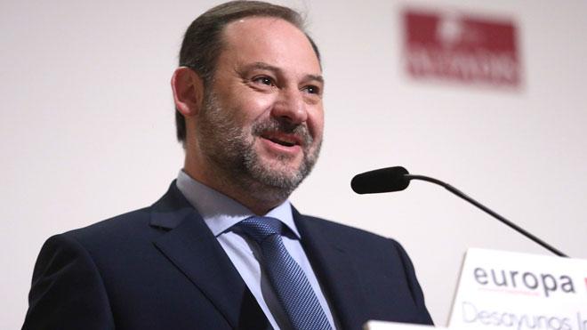 Ábalos no descarta un superdiumenge electoral el 26 de maig amb generals anticipades