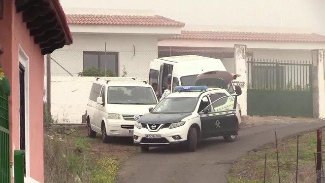 Trobats en una cova els cadàvers de la dona i el nen desapareguts a Tenerife