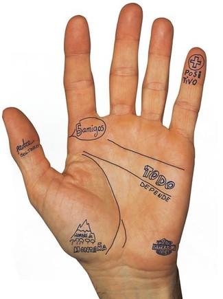 Per conèixer Pau Donés com la palma de la seva mà