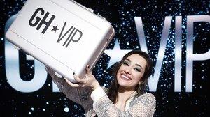 Adara Molinero, ganadora de'GH VIP 7'.