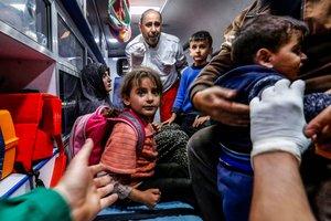 Acord d'alto el foc a Gaza