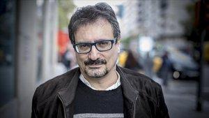 Albert Sánchez Piñol, el pasado jueves en Barcelona.