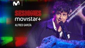 Alfred García, protagonista de la nueva entrega de 'Sesiones Movistar+'.