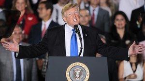 """Trump diu que el socialisme """"té els dies comptats"""" a l'Amèrica Llatina"""