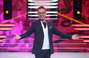 Àngel Llàcer, presidente del jurado de Tu cara me suena en Antena 3.