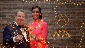 Alberto Chicote y Cristina Pedroche darán paso al anuncio de Coca-Cola en las Campanadas de Antena 3.