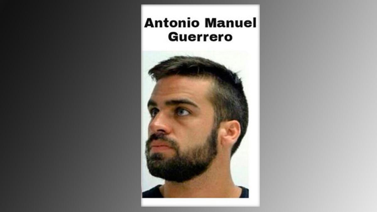 Antonio Manuel Guerrero, el guardia civil de la Manada.