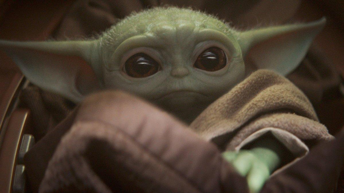 Resultado de imagen de baby yoda