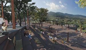 Projecte del futur passeig de Bellavista de Mataró.
