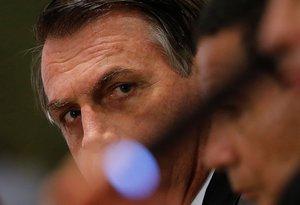 El posible homenaje a Bolsonaro, muy criticado por sus políticas ambientales.