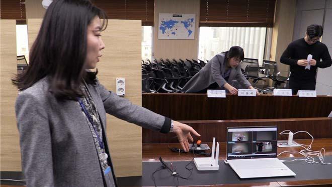 Una onada de càmeres ocultes atemoreix les sud-coreanes