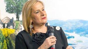 El vergonzoso nivel de inglés de la presidenta de la Diputación de Pontevedra crea risas en redes y en televisión