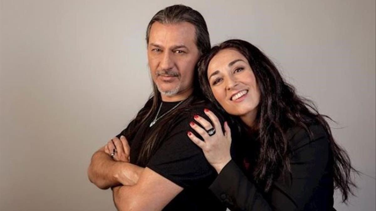 Dioni y Ángeles, de Camela.