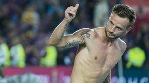 Esta vez sí da la impresión que Rakitic acabará dejando el Barça