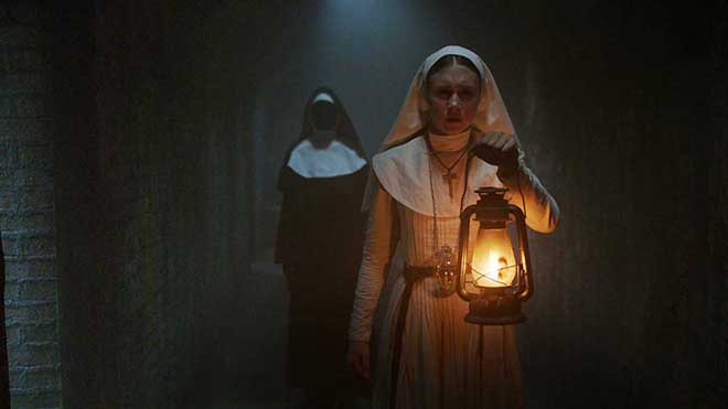 'La monja': Un 'spin-off' poc heretge