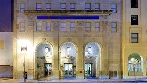Imagen de la fachada delEurostars Hotel Company, en Miami (Estados Unidos).