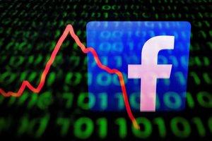 Los números financieros de Facebook están a la baja.
