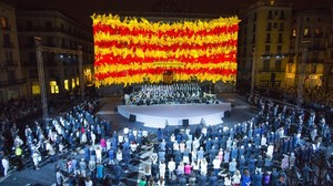 Pisarello celebra la decisió de Puigdemont de portar els actes de la Diada al Born