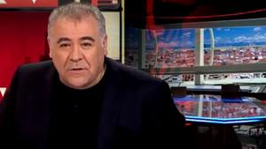 Antonio García Ferreras torna dilluns a 'Al rojo vivo' estrenant nou plató
