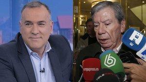 Xabier Fortes respon als atacs de l'exministre Corcuera: «M'imagino el seu pas per Interior»