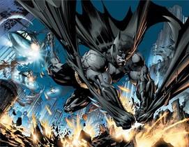 Imagen de Batman de la editorial DC