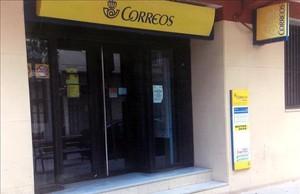 Oficina de Correos.