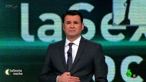 Iñaki López aclara el gesto que tuvo mientras entrevistaba a García Egea, que el PP califica de censura