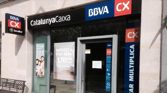 El comportamiento abusivo de la banca perdura for Oficina catalunya caixa