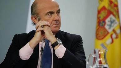 El Gobierno rebaja el crecimiento del 2018 por Catalunya