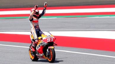 Márquez devuelve el golpe a Ducati y logra su 77ª 'pole'