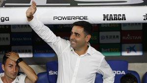 Gallego: «Em sento estimat pel club i l'afició»